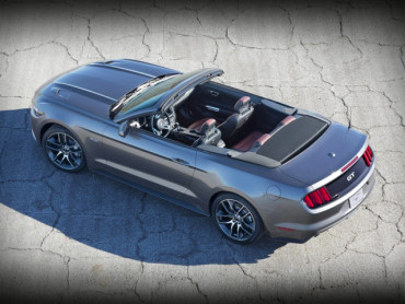 2016 Ford Mustang EcoBoost Premium 2D Convertible - 21885 - Image 1