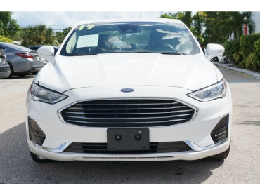 2019 Ford Fusion - Image 1